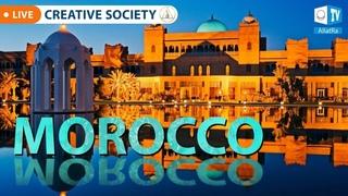 The Kingdom of Morocco. Creative Society. Allatraunites