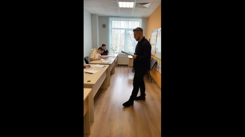Live Учебный центр SOVA Всеволожск