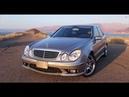 2003 Mercedes Benz Supercharged E55 AMG - Test Drive - Viva Las Vegas Autos