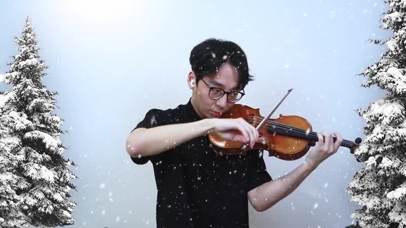 Мем из Тик Тока на скрипке 5 уровней сложности Xue Hua Piao Piao in 5 Levels of Difficulty on the Violin