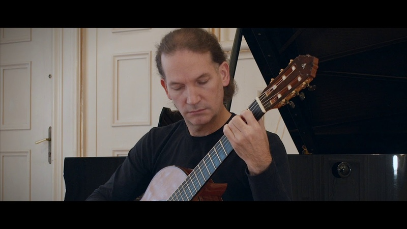 """Marco Tamayo Plays """"A Peaceful Moment"""" by Ronny Wiesauer"""