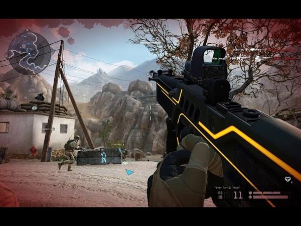 Играем в Warface 9 - Миссия Безмолвие (Легко)