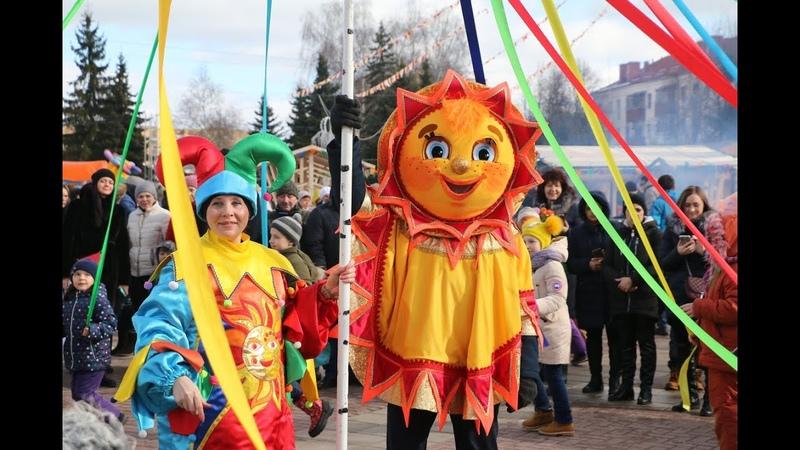 Масленица в Солнечногорске что ждет гостей праздника 1 марта
