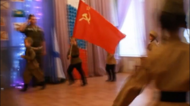 Утренник в детском саду им ЧВК Вагнера День ИхтамНетов на россии