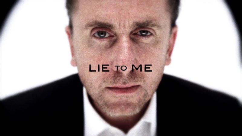 Обмани Меня Теория Лжи Lie To Me Opening Credits