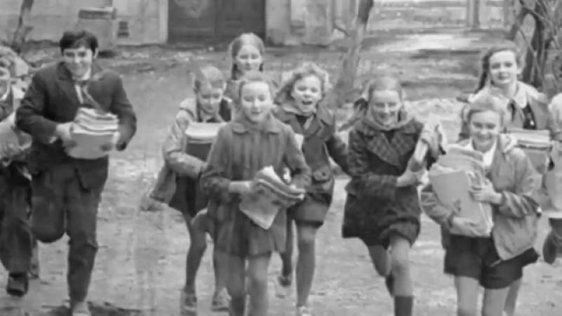 Советское детсво.
