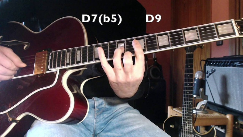 The days of wine and roses - (Henry Mancini) - Jazz Guitar - Chord melody