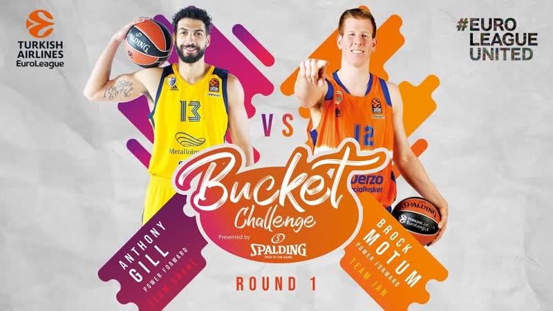 Bucket Challenge Round 1