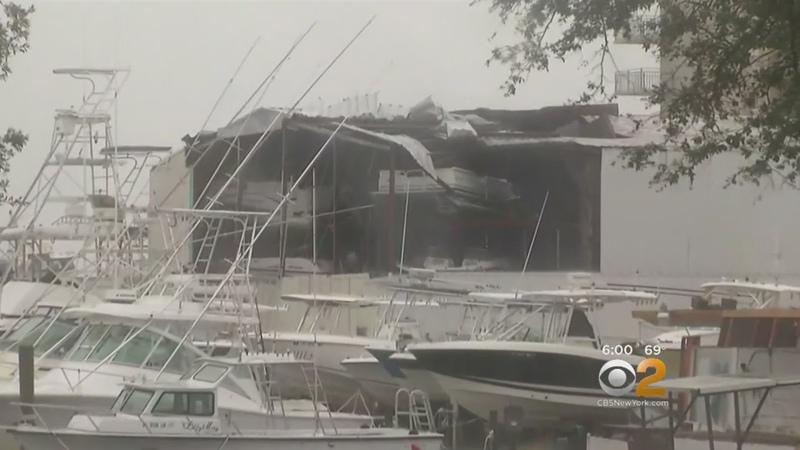 Hurricane Matthew In Daytona Beach