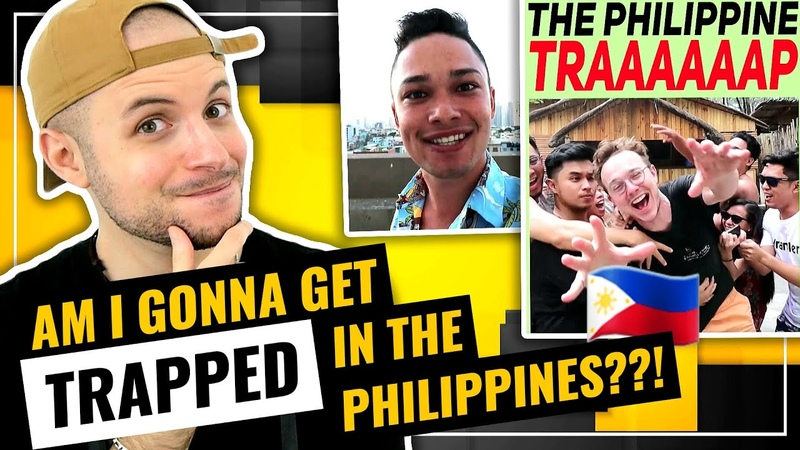 Does the PHILIPPINES TRAP you with its AWESOMENESS Will I also extend my VISA   HONEST REACTION