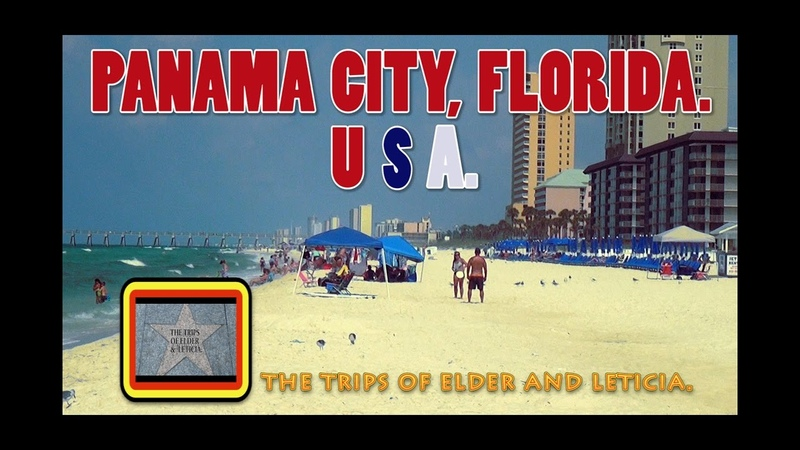 Trip to Panama City Florida USA