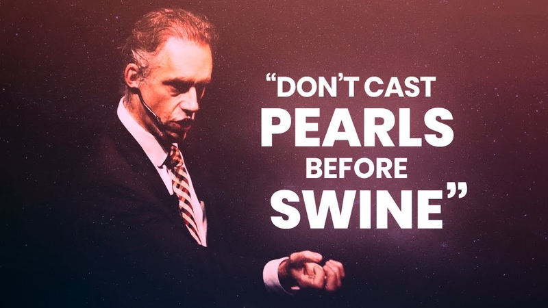 How Do You Help Someone Who's Lost Jordan Peterson Life Advice