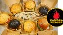 Обзор Kamora Burger Кишинёв! 7 бургеров, не ожидал такого