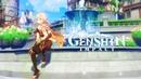 Genshin Impact Dynamic Music | A Day in Mondstadt