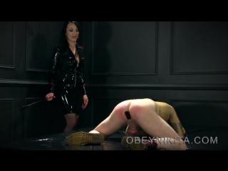 Mistress Nikita - Gagged & Punished