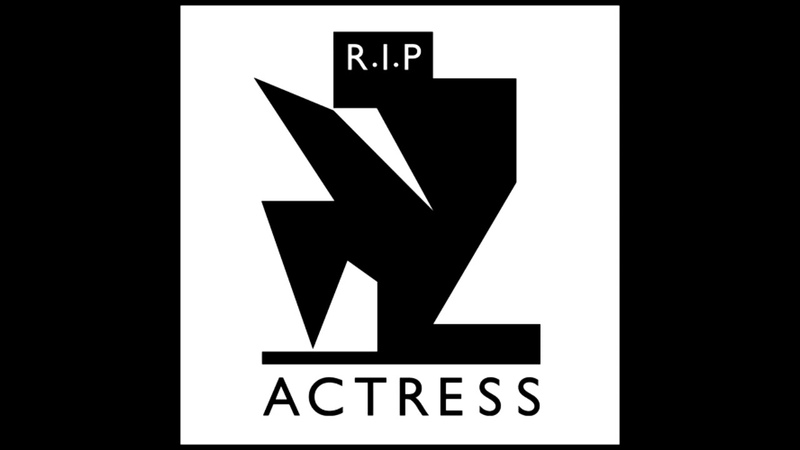 Actress R I P 2012 Honest Jon's Records Glitch Abstract Techno Ambient Full Album