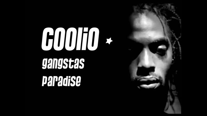 Coolio - Gangstas Paradise (feat. L.V.) (Official Music Video)