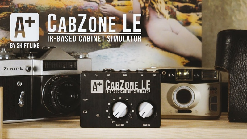 A CabZone LE by Shift Line