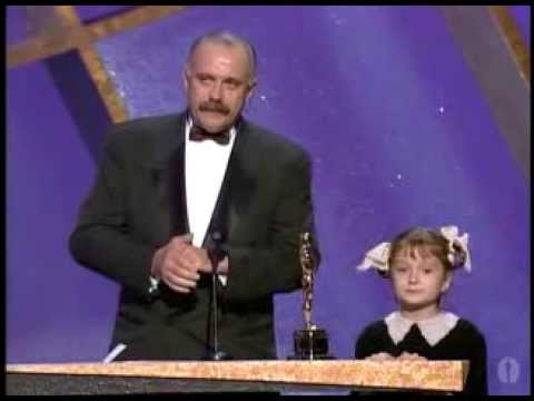Burnt by the Sun Wins Foreign Language Film 1995 Oscars