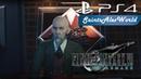 Final Fantasy VII Remake [PS4] Прохождение без комментариев 28 - На приеме у Домино. След Аэрис