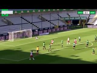 Серкль Брюгге 0-2 Монако. Гол Головина