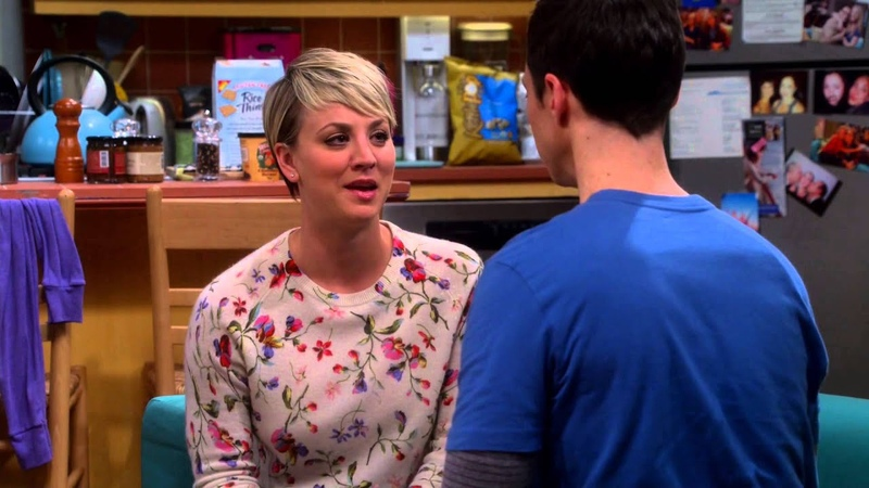 The Big Bang Theory Penny and Sheldons love experiment S08E16 1080p
