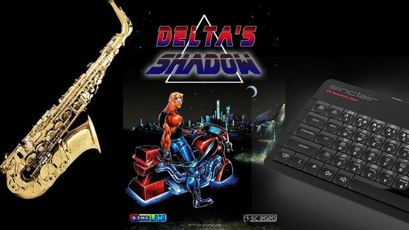 ZX Spectrum SAX OST Delta's shadow West Police by Kaori Kobayashi