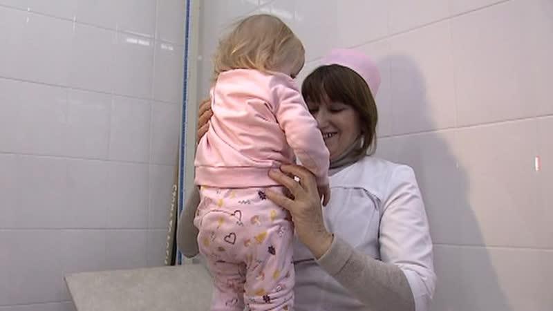 Девочку доведенную до истощения матерью передали органам опеки