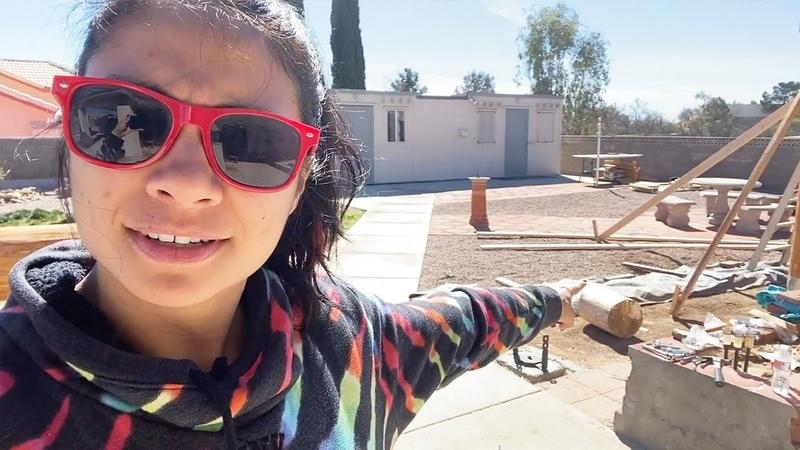 Jessie returns home to Arizona