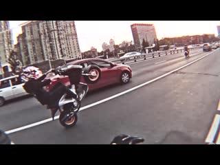 BY MOROZOV | ЗАБИВ  5к  STUNT  |  lutiyoffnik