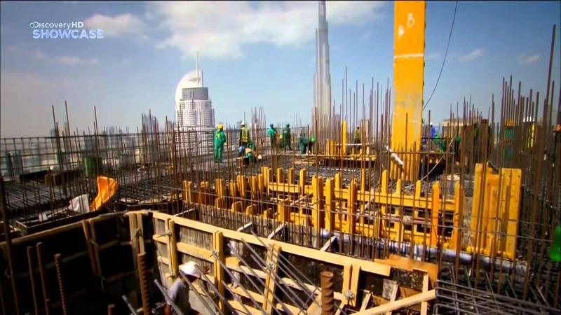 Город наизнанку Город в пустыне Дубай