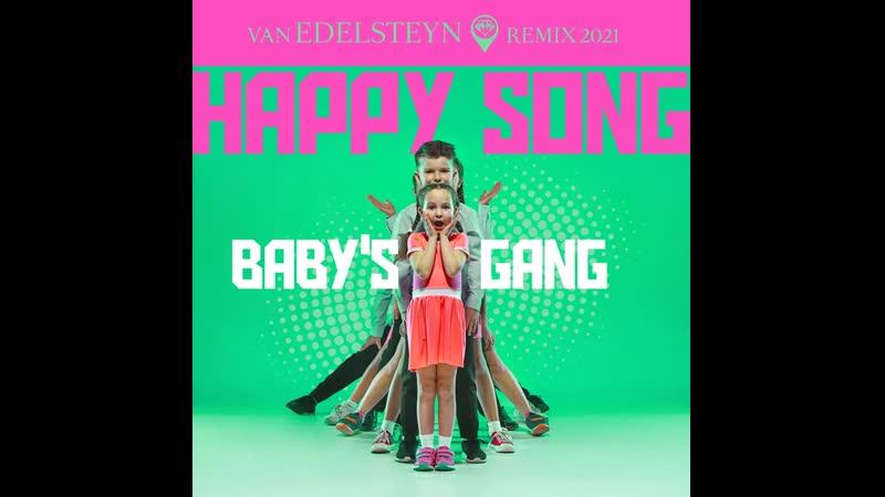 Happy Song (Van Edelsteyn Remix) ( 720 X 720 ).mp4