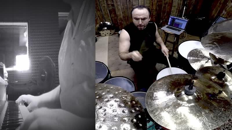 New Cover Leonid Agutin Song Deja Vu Album Александр Муренко Aleksandr Murenko Drums Ruzhdi Memetov Bass Key 🥁🎹🤝😎😎