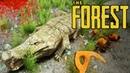 THE FOREST - Охота на Крокодилов!