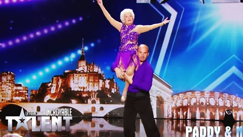 Paddy and Nico France's Got Talent 2016 Week 2