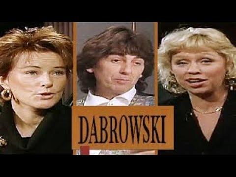 DABROWSKI med George Harrison Anni Frid Lyngstad m fl från 1990