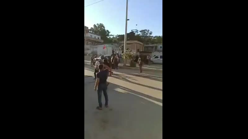 Бои в Африне между группировками Ахрар Аль Шаркия и бригада Хамза