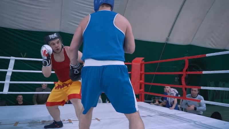 Иван Копп VS Вадим Хусаинов второй бой реванш