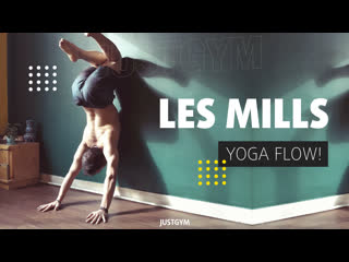 LES MILLS TRAINING Yoga Flow