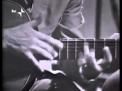 Van Halen did NOT invent tapping This Italian guy did in 1965 Check this video out
