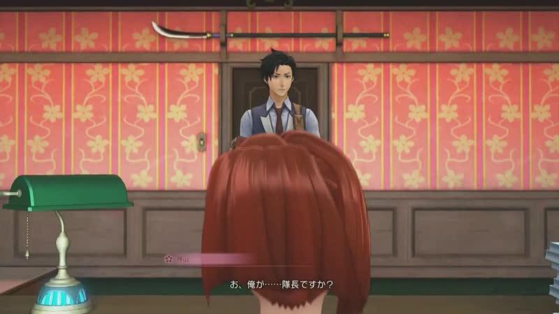 Project Sakura Wars Gameplay Part 2 - the Heros Arrival [PS4]