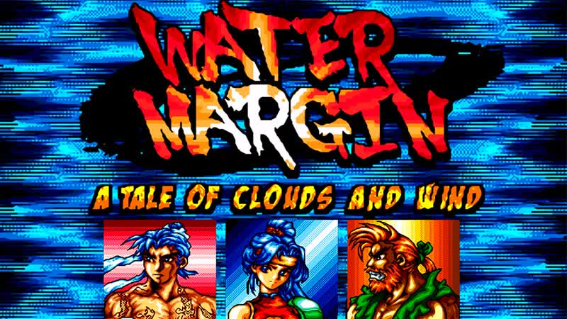 Water Margin The Tale of Clouds and Wind SMD Играет Gamer