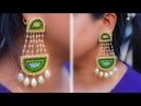 Pretty Girls Dont miss Earring for Long earring lovers Best for party-wear