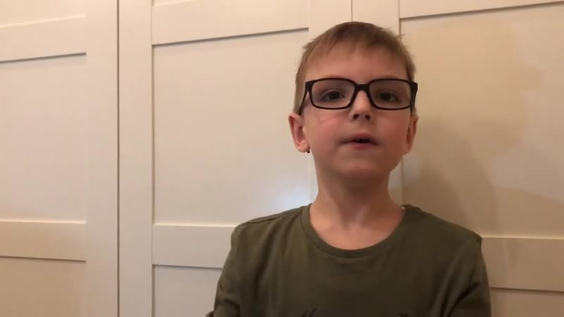 Капустин Захар, 7 лет. Тренер Т. Савина