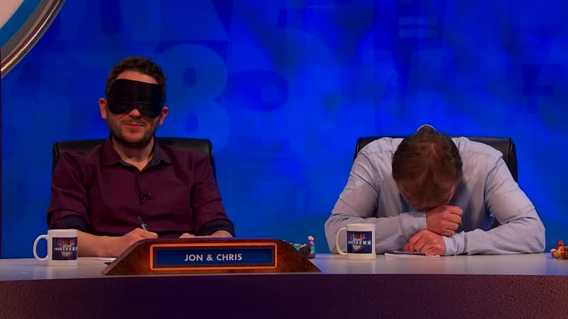 8 Out Of 10 Cats Does Countdown 18x06 Harriet Kemsley Chris McCausland Nick Helm