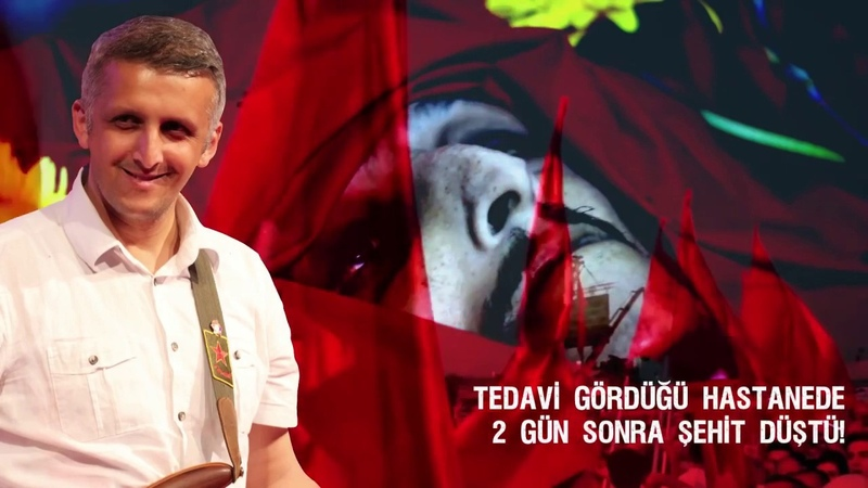 Poema de Paco Cela como homenaje a Ibrahim Gökçek