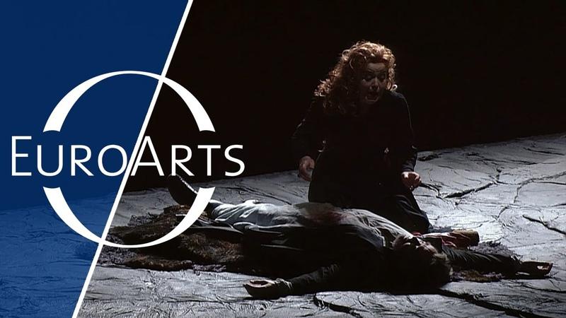 Wagner Tristan and Isolde Act 3 Deutsche Oper Berlin in Tokyo 1993