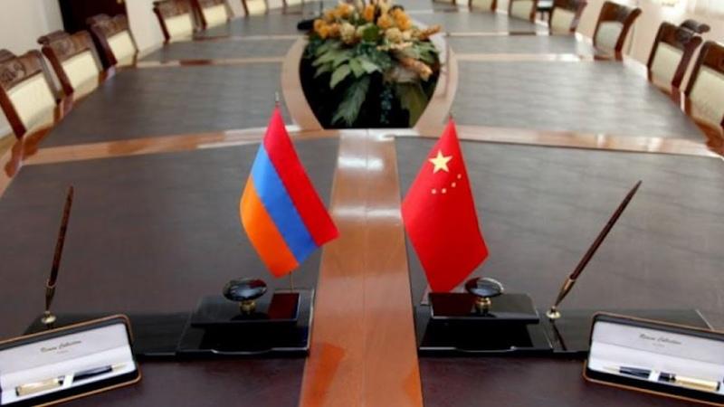 «Խելացի քաղաք» հիմնելու մասին հայ-չինական պայմանագրի ստորագրման արարողությունը․ ՈՒՂԻՂ