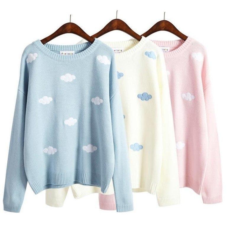 Пуловер -