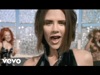 Spice Girls - Say You'll Be There музыка 90- х 90- е  клип